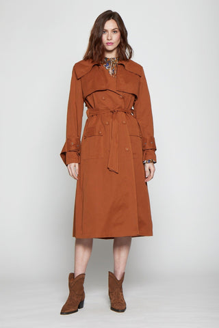 Clementine Trench, Rust