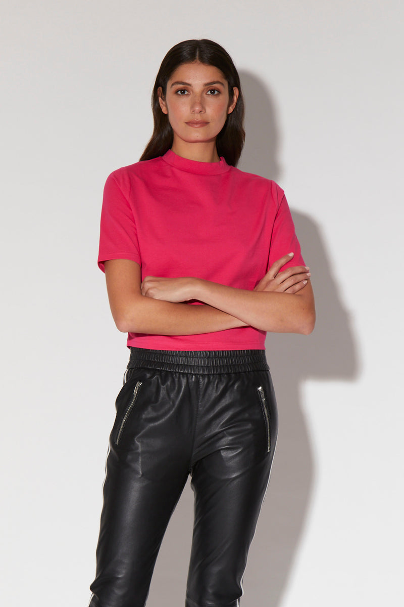 Riley Top, Hot Pink