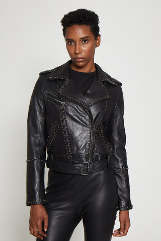Rueben Jacket, Black
