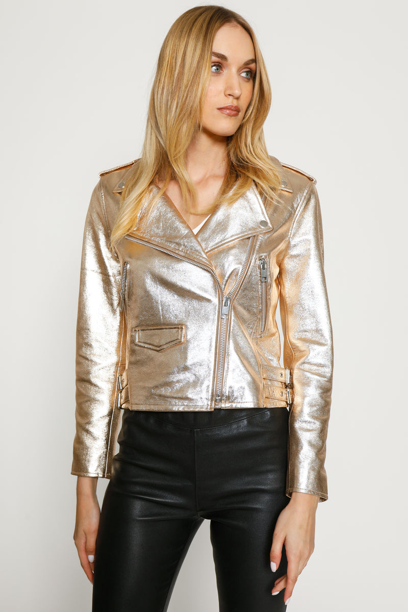 Liz Jacket, Gold