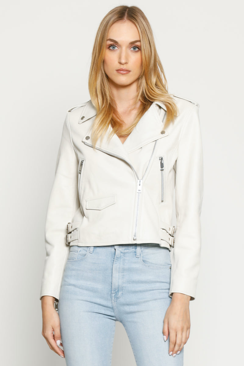 Liz Jacket, Bright White