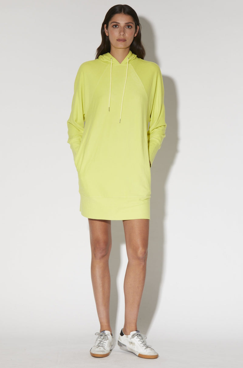 Maisie Dress, Lime