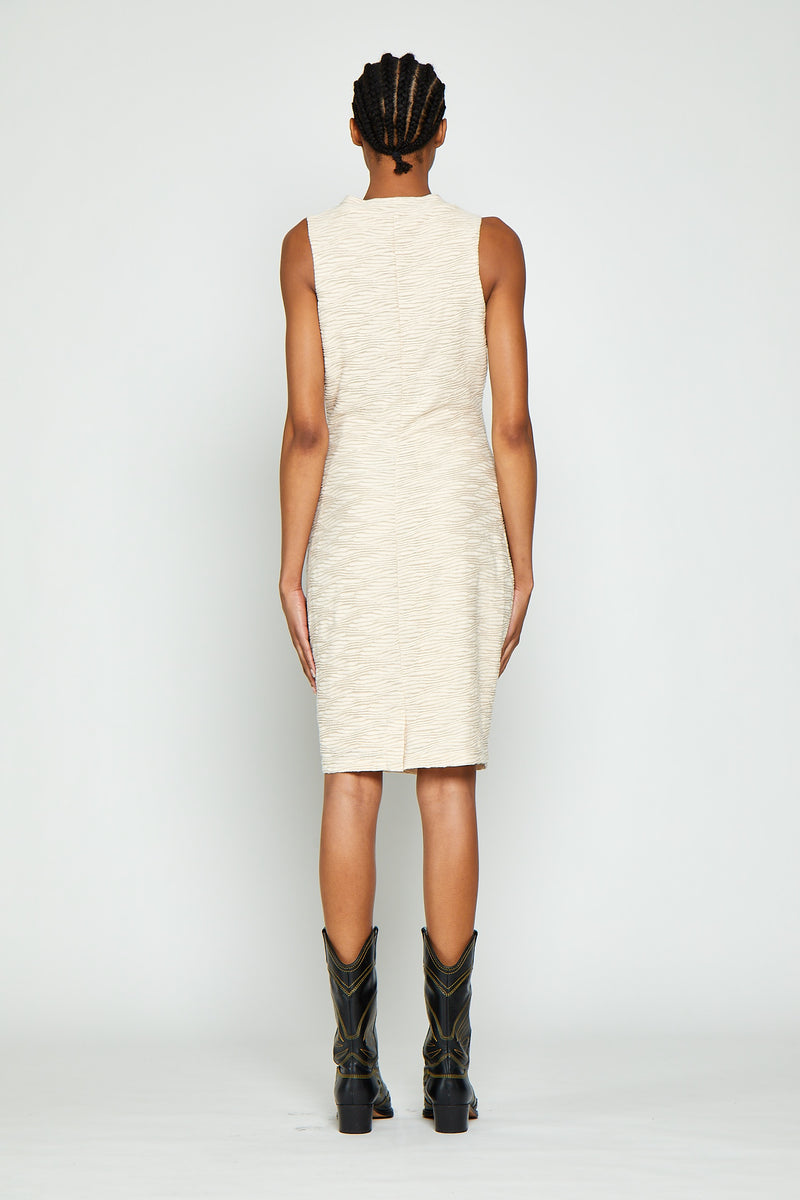 Roxanne Dress, Sand