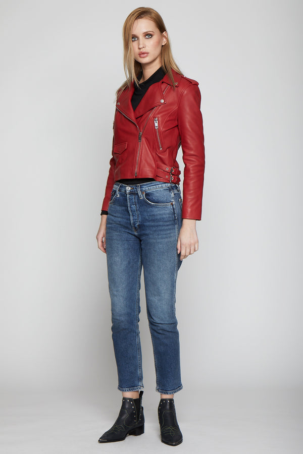 Liz Jacket, Red