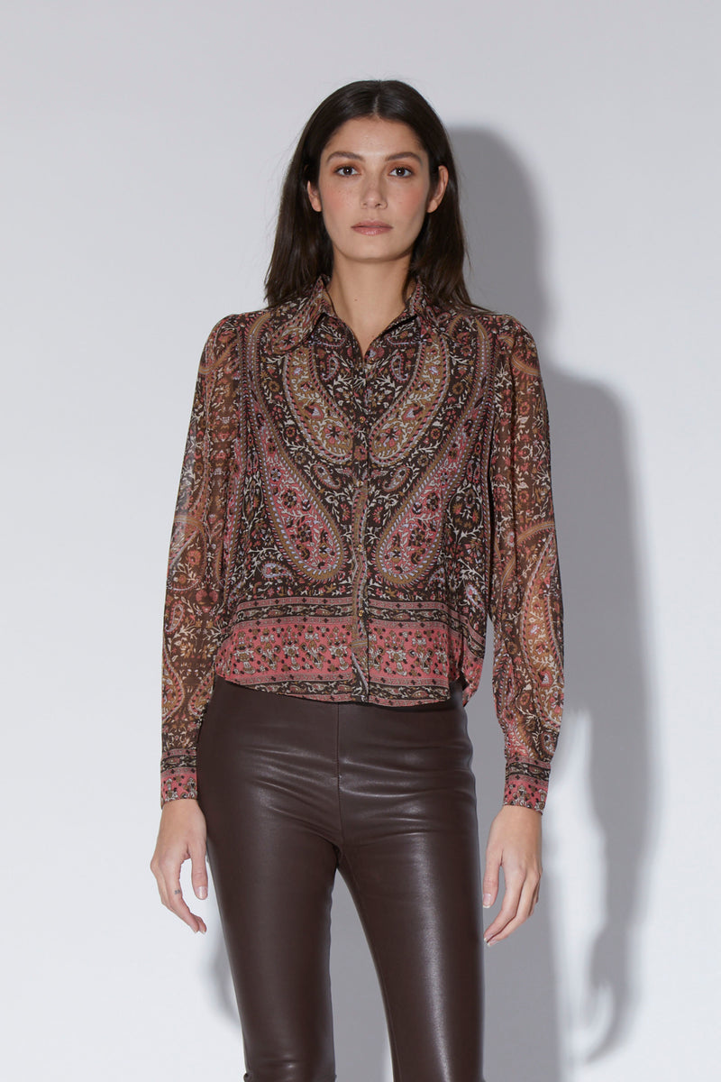 Adaline Top, Grand Paisley