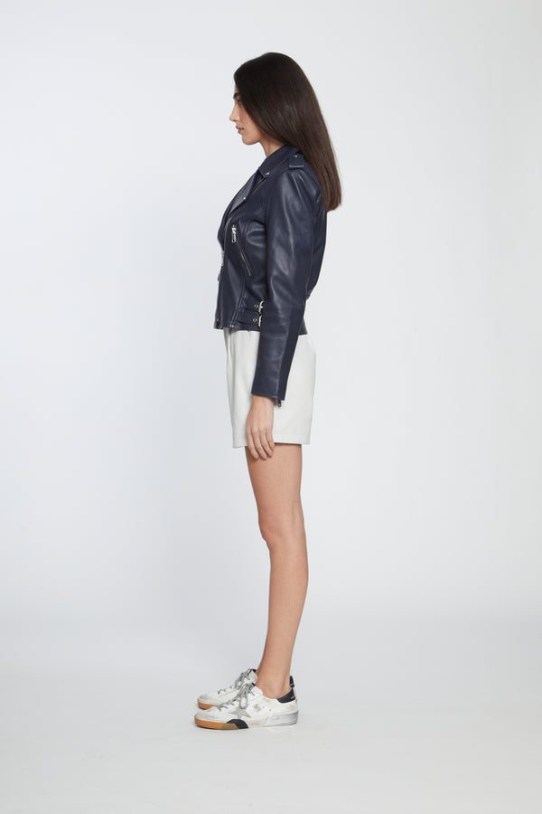 Liz Jacket, Navy