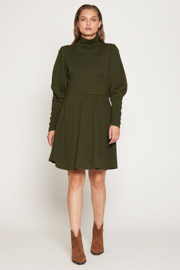 Shannon Dress, Olive
