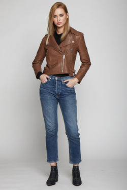 Liz Jacket, Terracotta