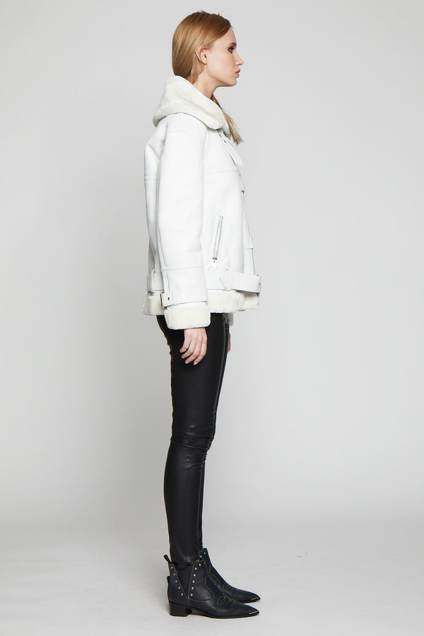 Kat Jacket, Off White