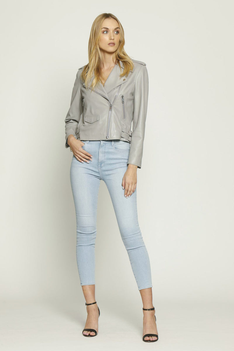 Liz Jacket, Grey