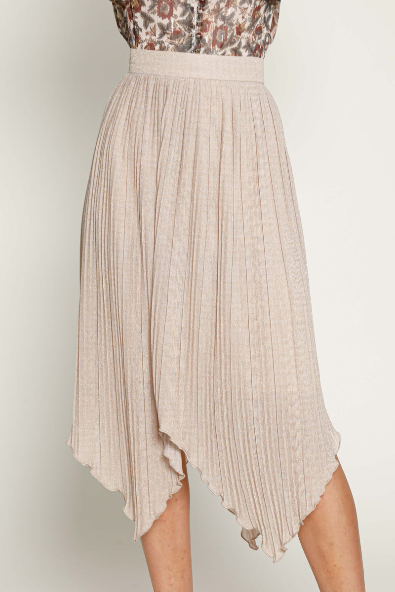 Deonna Skirt, Powder Pink