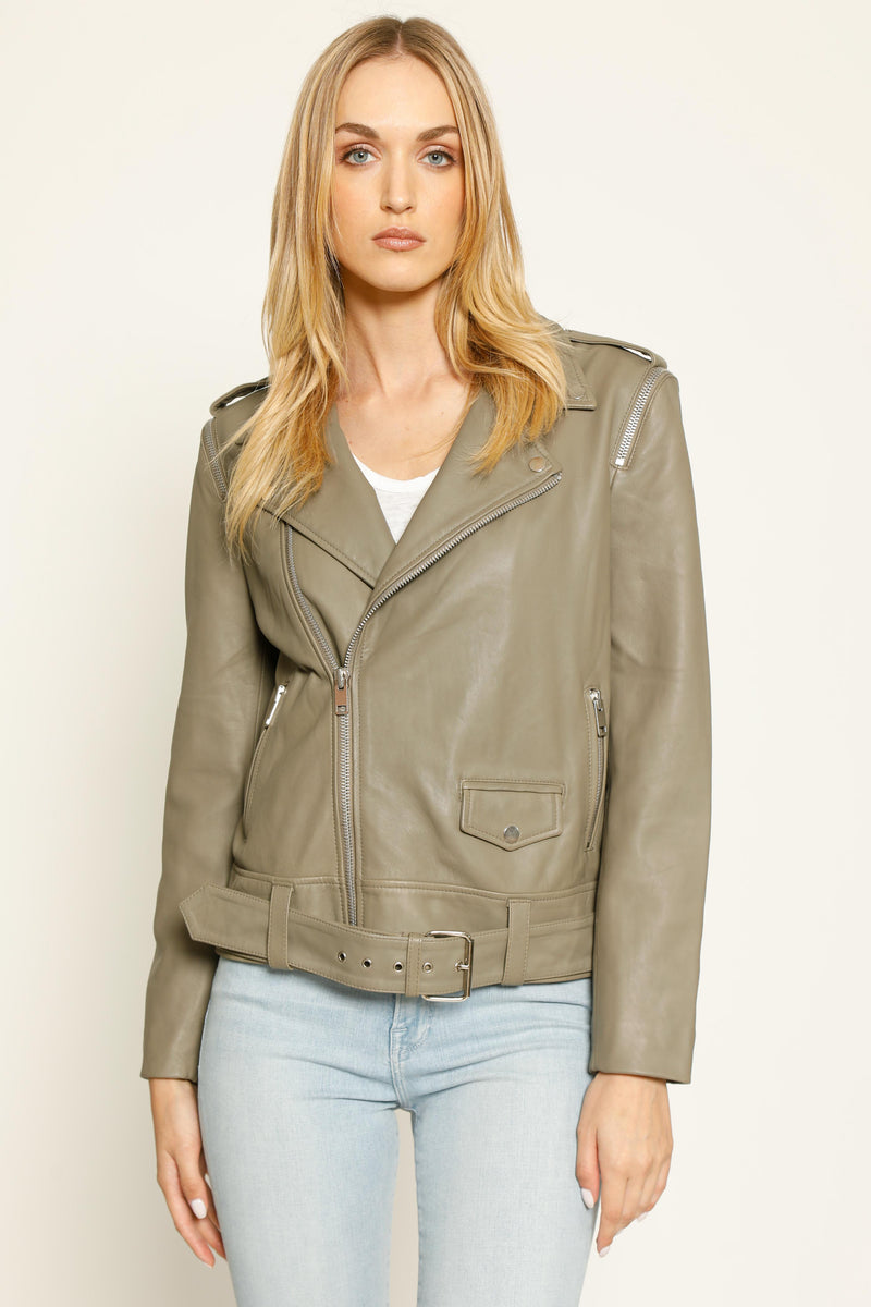 Josiane Jacket, Army