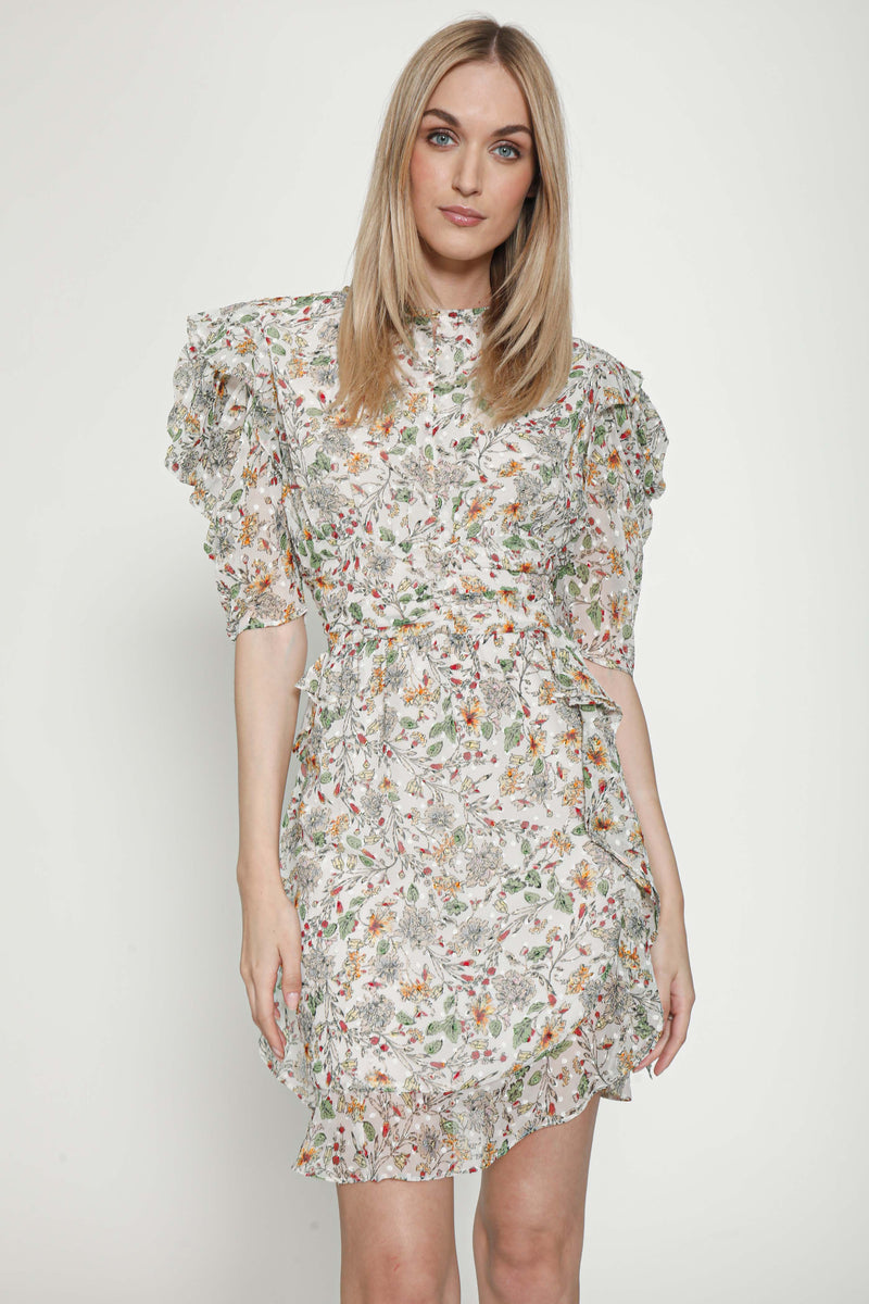 Vonna Dress, Garden Party