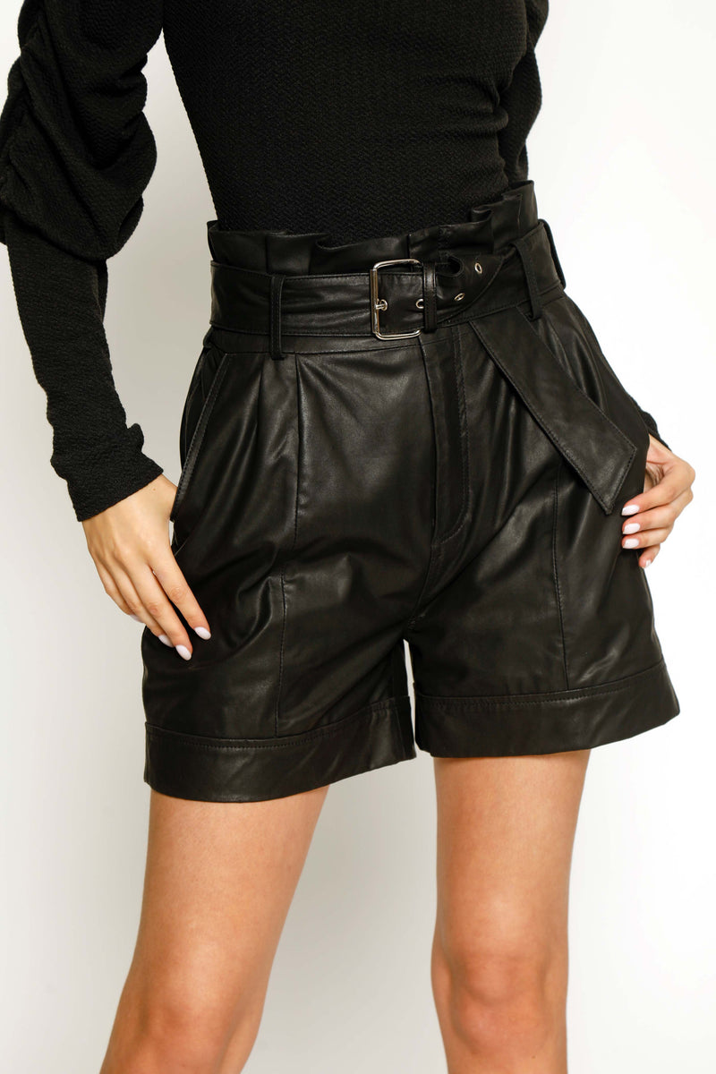 Velda Short, Black