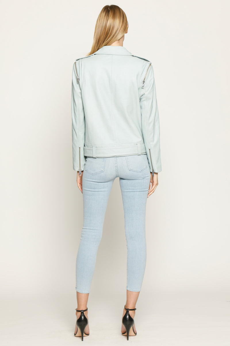 Josiane Jacket, Light Blue