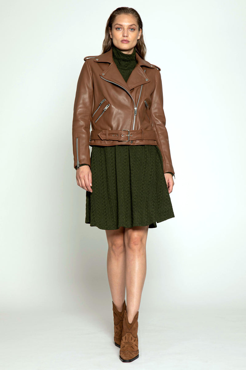 Allison Jacket, Terracotta