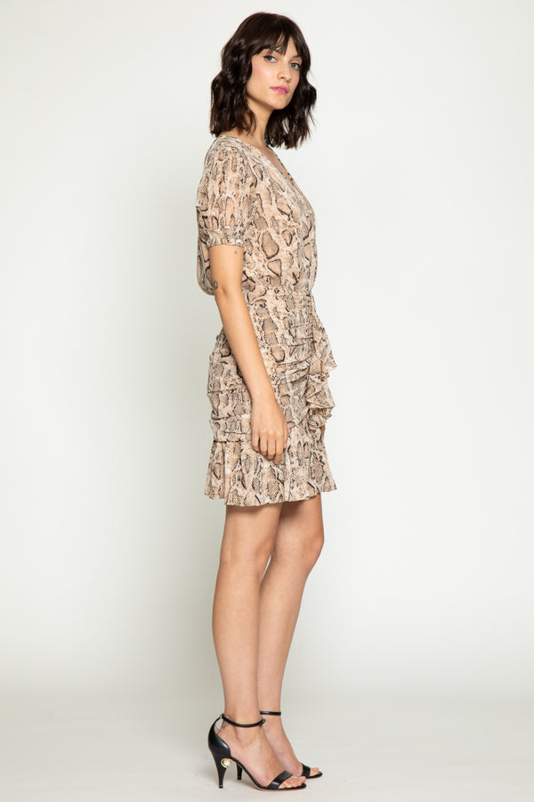 Treyton Dress, Dusty Python
