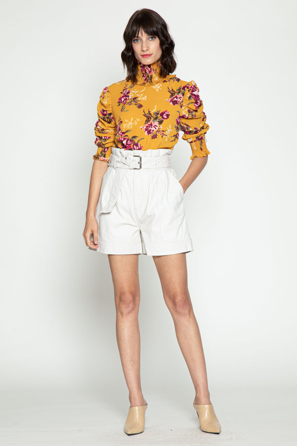 Velda Shorts, Off White