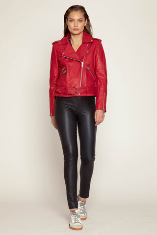 Allison Jacket, Red