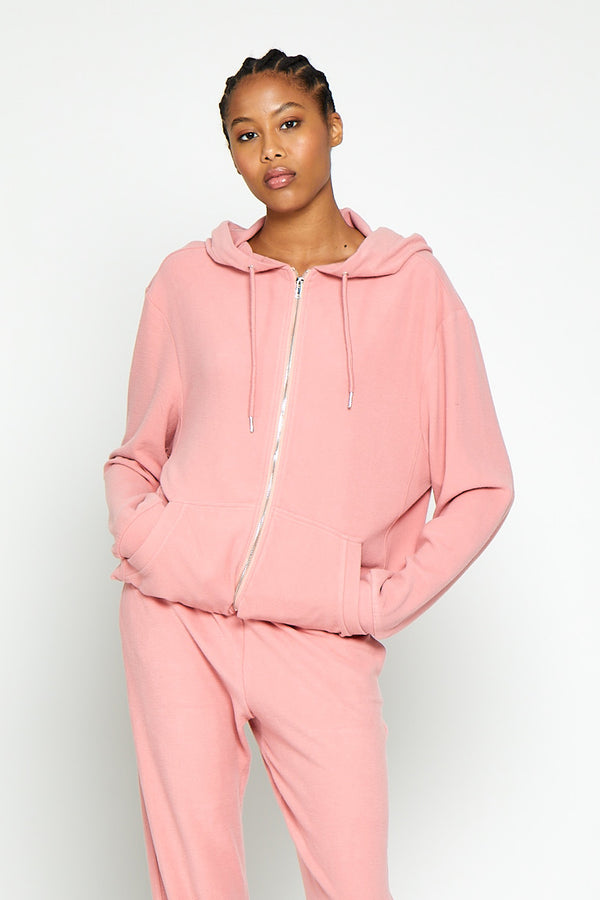 Melory Hoodie, Pink