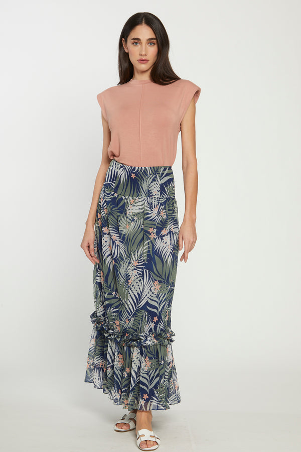 Suri Skirt, Tropical Night