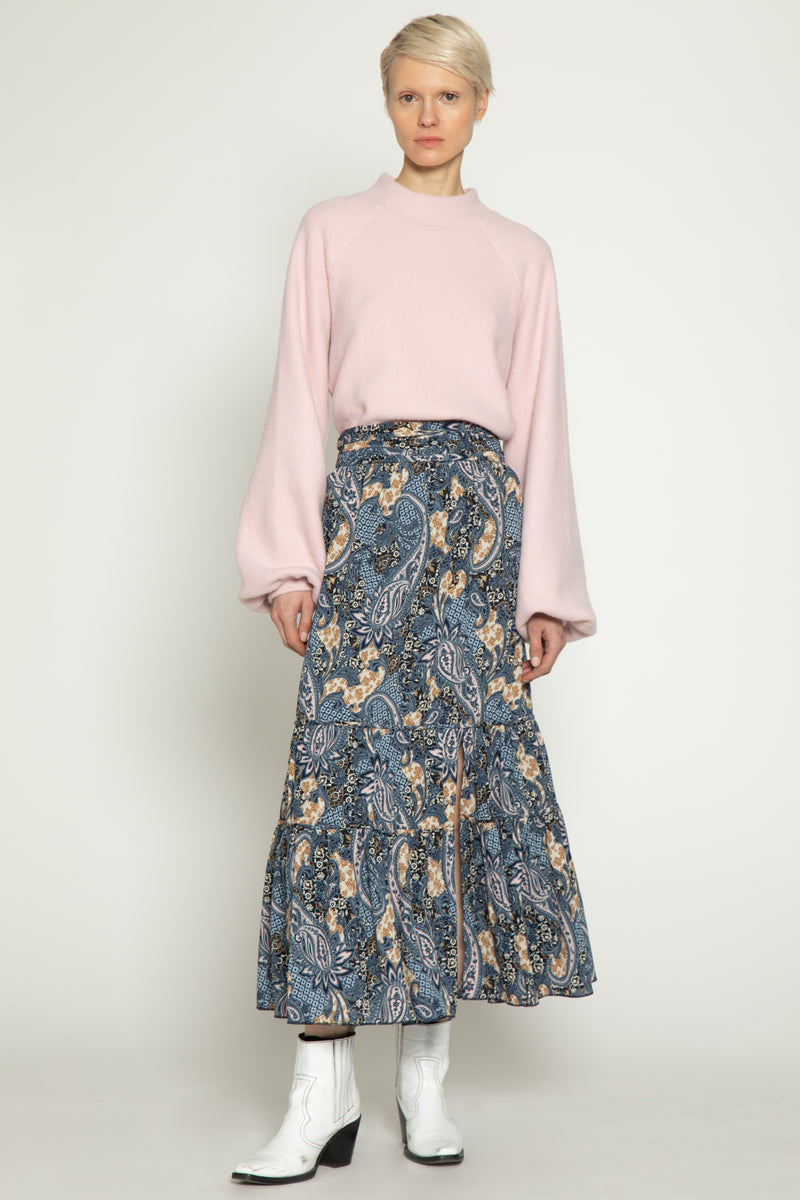 Byron Skirt, Deep Ocean