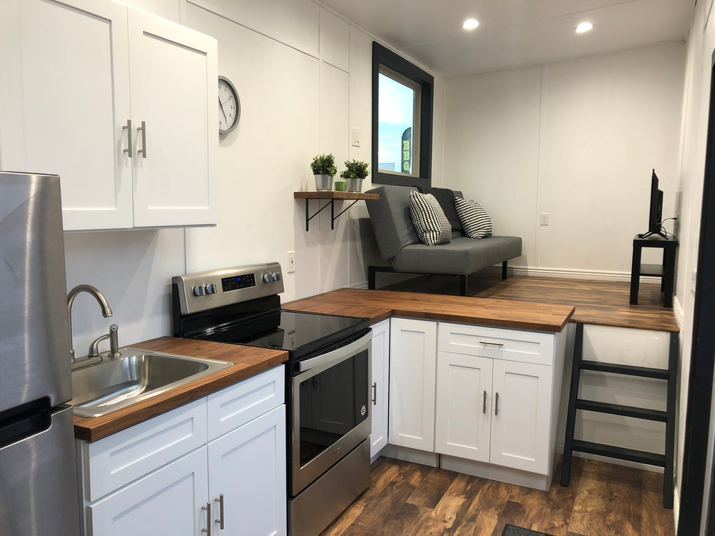 The Claw - Zephyre tiny homes