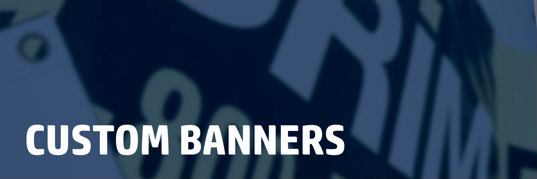 custom vinyl banners, full color banner printing, indoor and outdoor banners with grommets