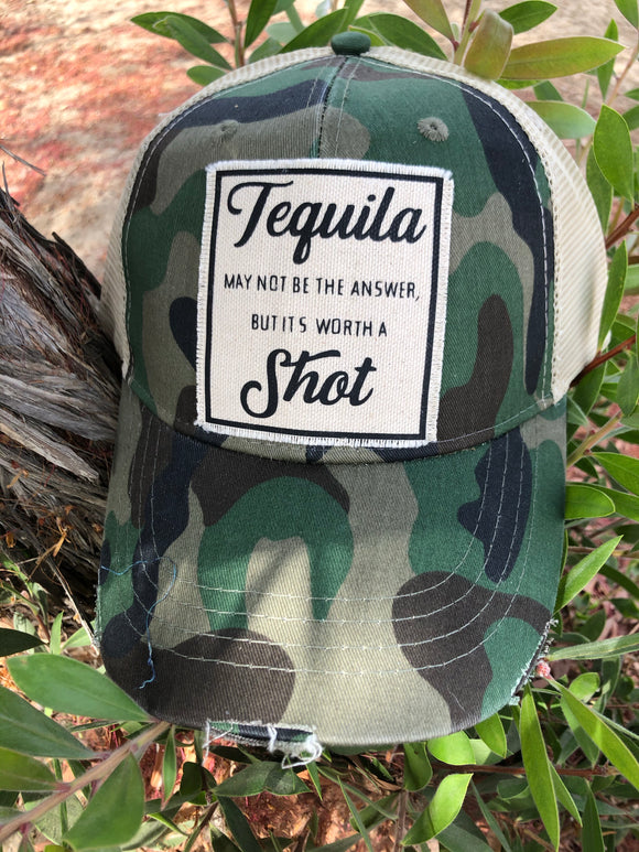 Tequila worth a shot