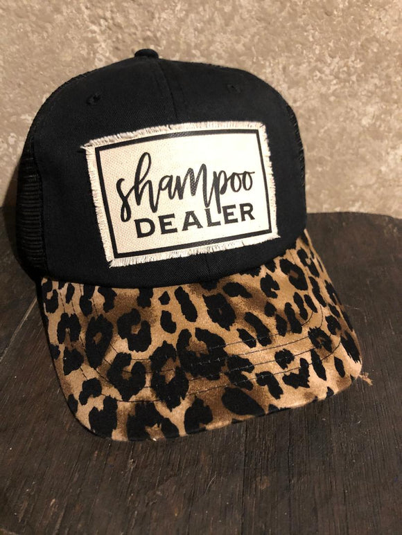 Shampoo Dealer Hat