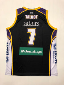 #7 Steph Talbot Player Singlet