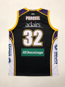 #32 Kalani Purcell Player Singlet