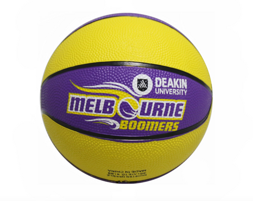 Melbourne Boomers Size 3 Basketball
