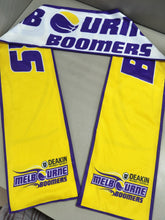 Load image into Gallery viewer, NEW Season 2018/2019 Melbourne Boomers Supporter Scarf