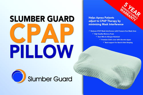 Slumber Guard CPAP Pillow
