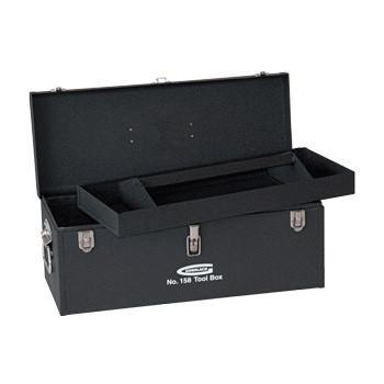 "24"" Heavy Duty Steel Tool Box by Gundlach"
