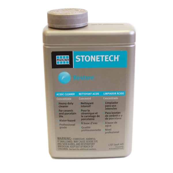 StoneTech® Restore™ Acidic Cleaner by Laticrete