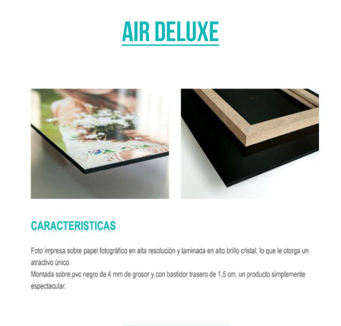 FotoDecoración Air Deluxe