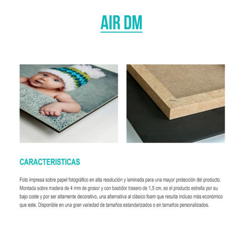 FotoDecoración Air DM