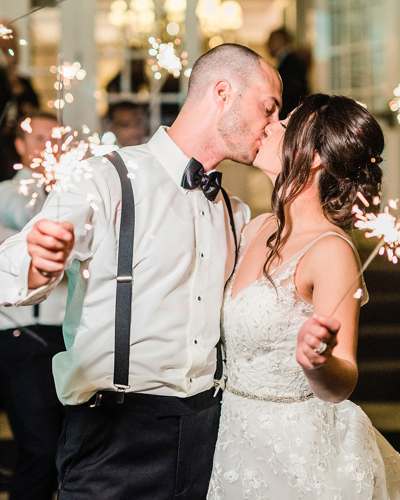 2021 Wedding Sparkler Trends