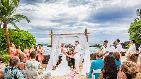 Outdoor Wedding Trends