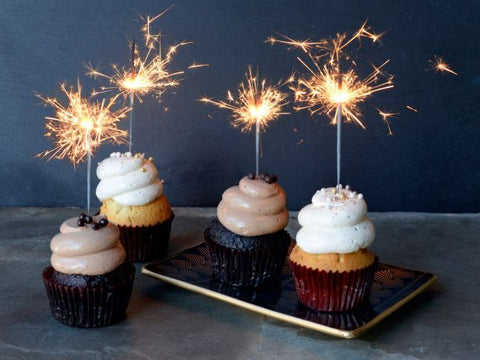 Cake Sparklers For Weddings