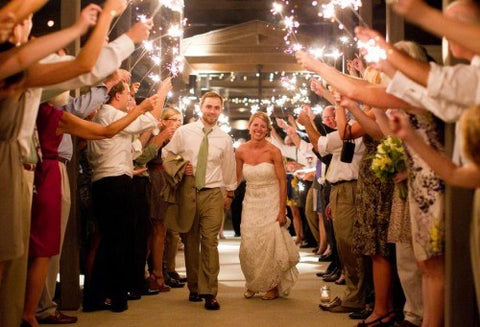 Wedding Sparklers For Wedding Exit
