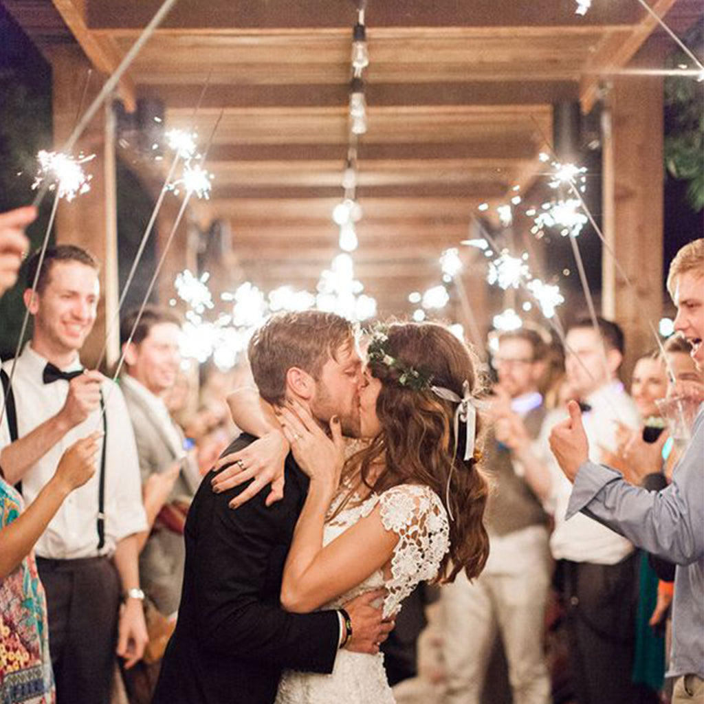 36 inch sparklers for weddings