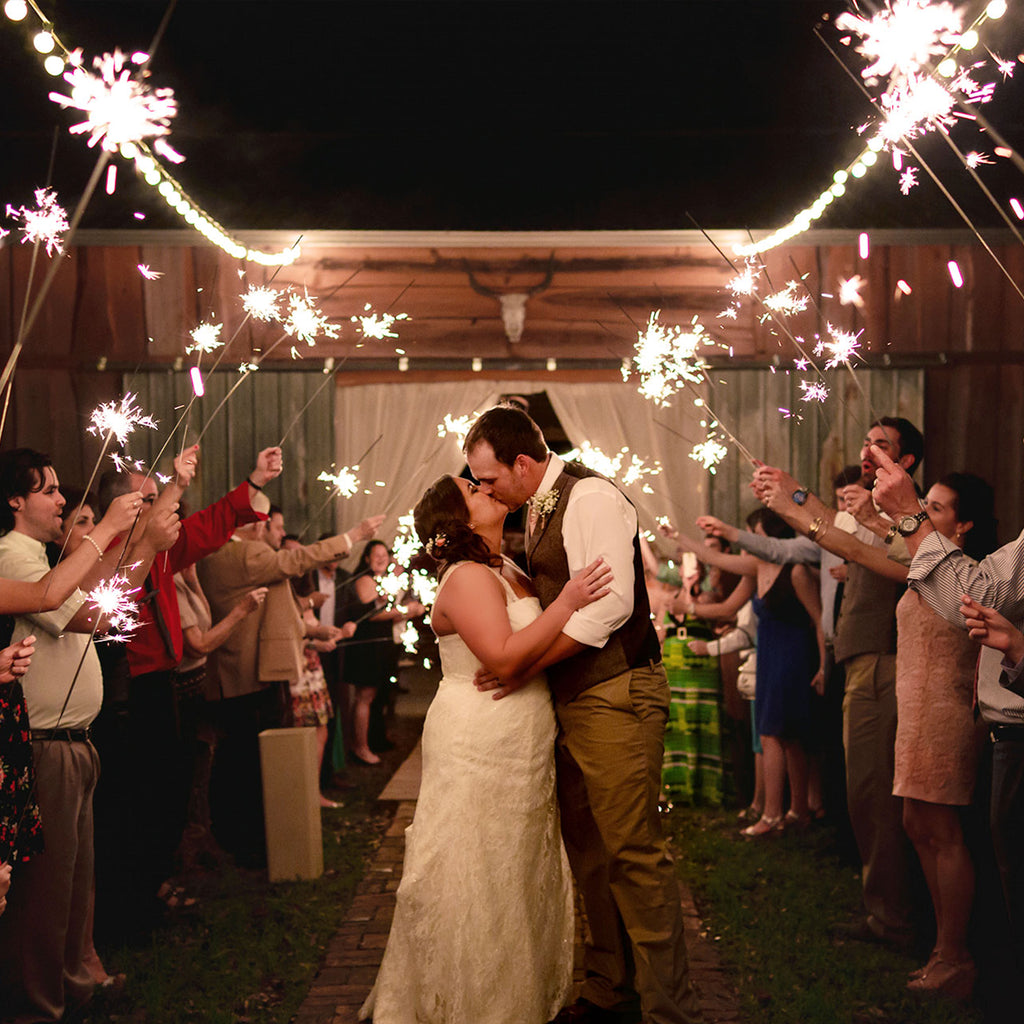 36 inch wedding sparkler