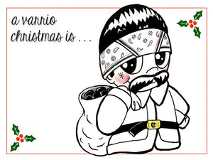 Varrio Christmas Cards