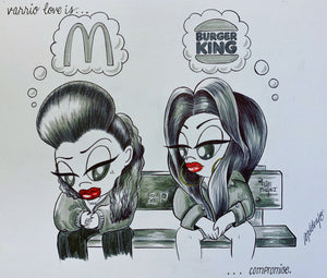 McDonalds vs Burger King