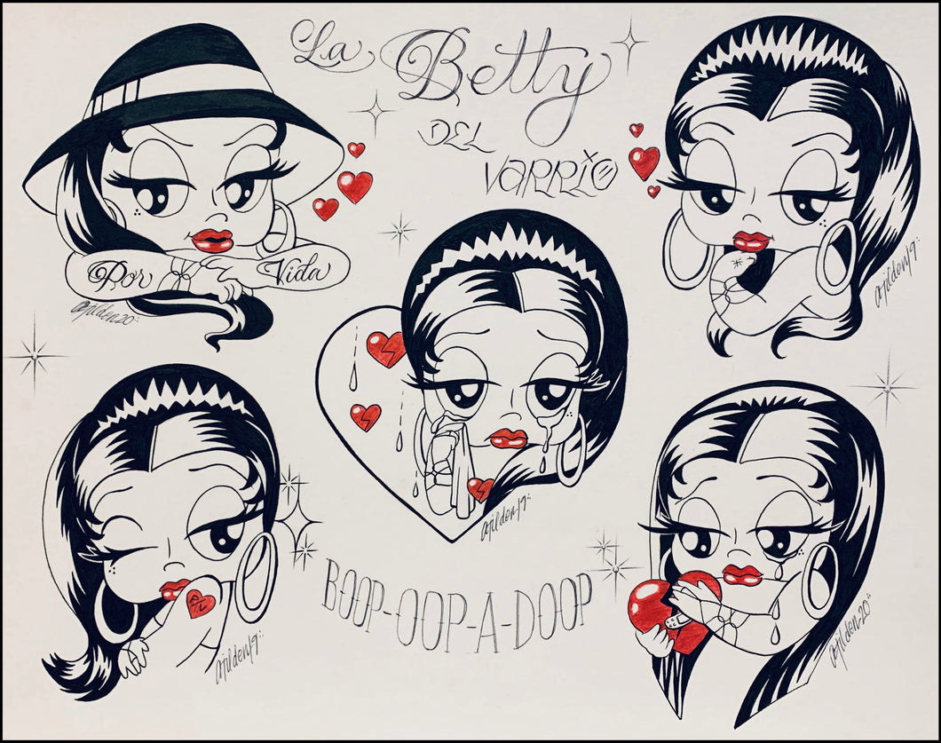 La Betty del Varrio