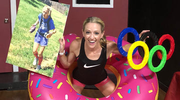 Outtakes from Ep. 1 of Real People, Real Passions with Brittany Charboneau, the Funny Runner