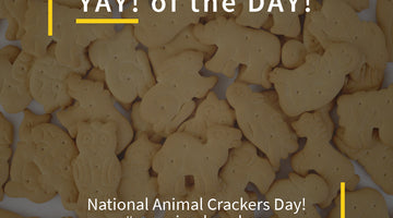 YAY! Animal Crackers!